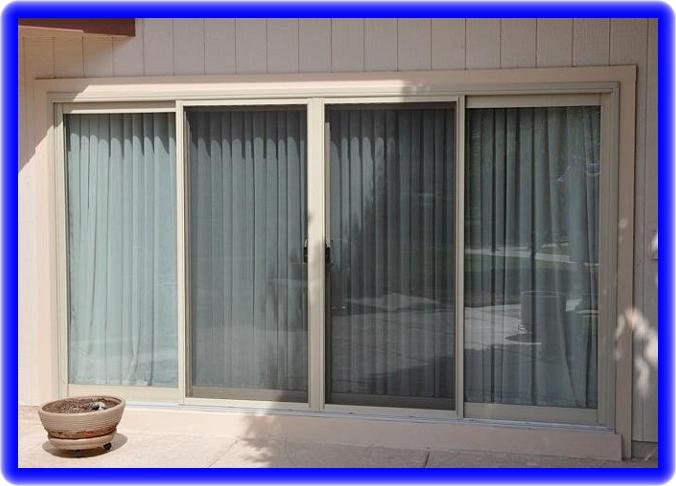 Plaza libre set 3 puertas corredizas de balcon en for Puerta balcon de aluminio