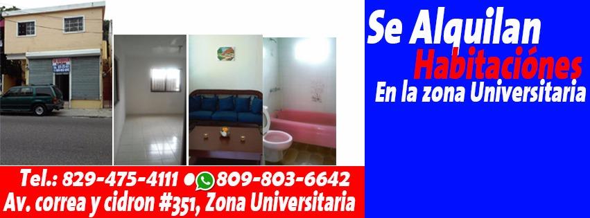 Plaza libre habitaci n en alquiler en zona universitaria for Habitaciones zona universitaria