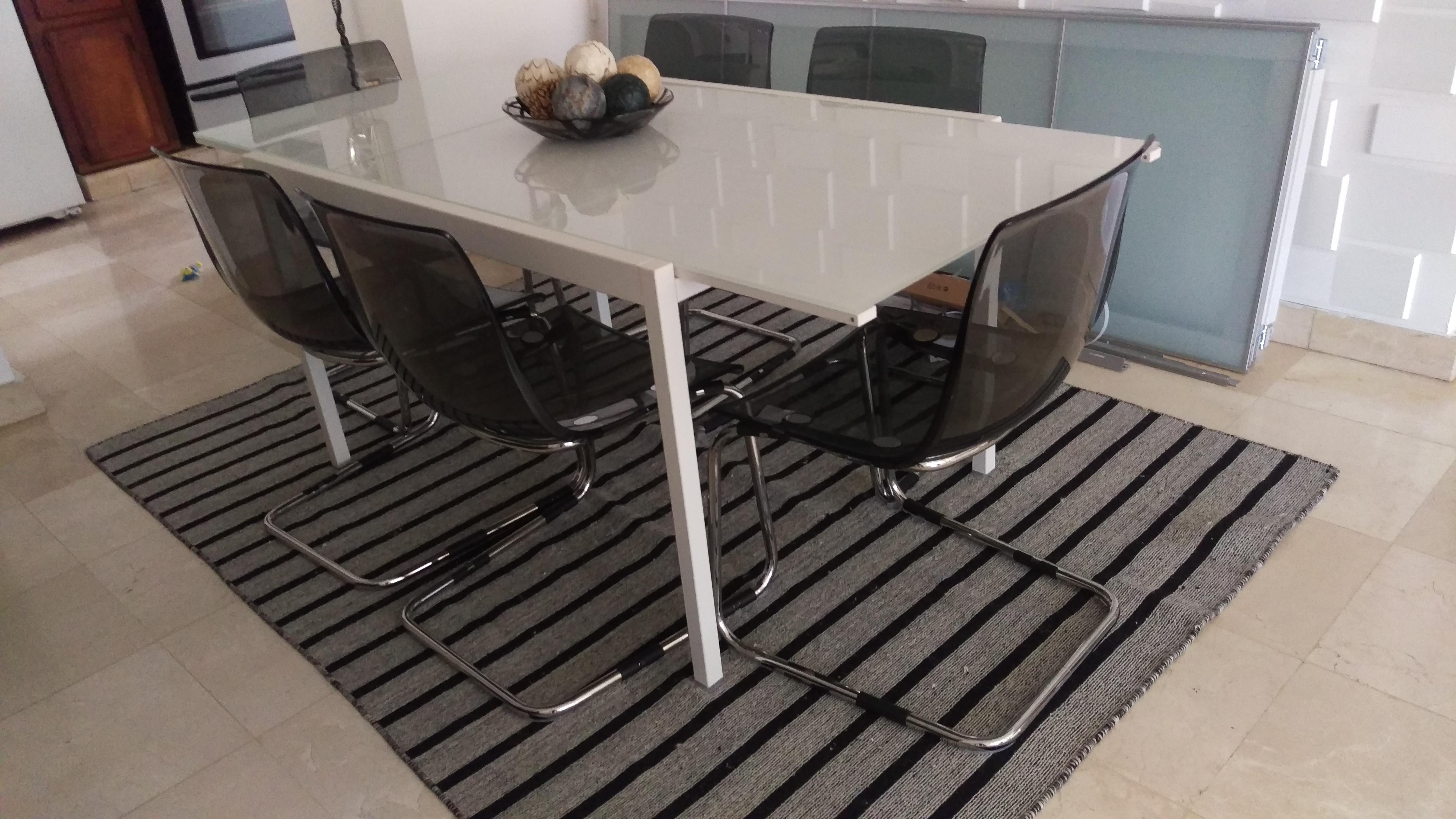 Plaza libre sillas tobias de ikea oficina y comedor moderno - Sillas de oficina ikea ...
